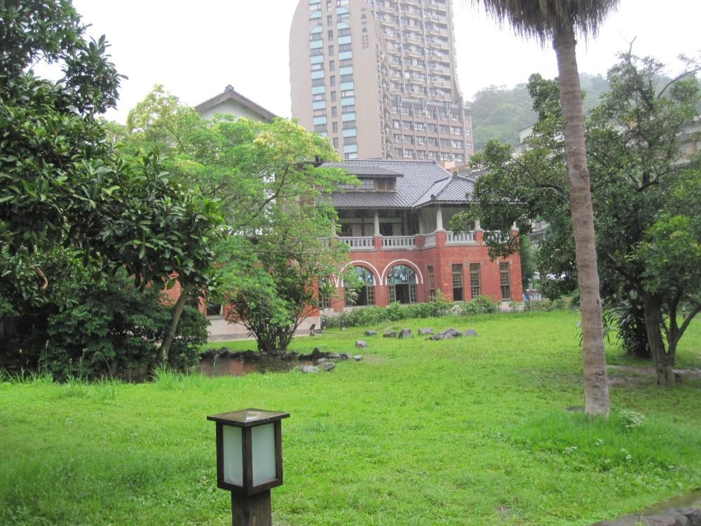 Beitou Hot Spring Museum 北投溫泉博物館 (1/6)