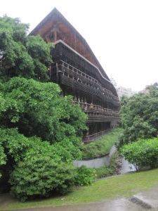 Beitou Library in Taipei, Taiwan