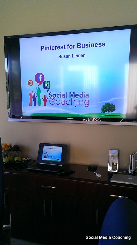 Social Media Coaching - June 11, 2013 (2/5)