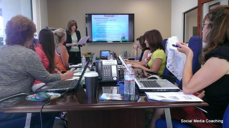 Social Media Coaching - June 11, 2013 (4/5)